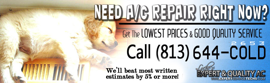 Emergency AC repair in tampa fl